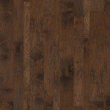 Hudson Bay Random Width Engineered Hickory Hardwood Flooring in Brushwood