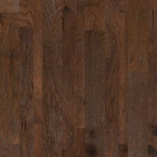 Nashville Random Width Engineered Hickory Hardwood Flooring in Ryman