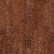 "Living Heritage 6-3/8"" Engineered Hickory Hardwood Flooring in Boathouse"