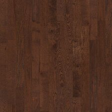"Madison 4"" Solid Red Oak Hardwood Flooring in Coffee Bean"