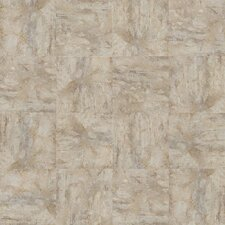 "Resort 16"" x 16"" x 3mm Luxury Vinyl Tile in Oatmeal"