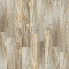 "Easy Style 6"" x 36"" x 4mm Luxury Vinyl Plank in Ginger"