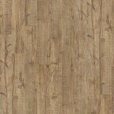 "Northampton 6"" x 48"" x 4mm Luxury Vinyl Plank in Shelton Pecan"