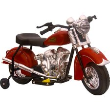 Little Vintage 6V Battery Powered Indian Motorcycle