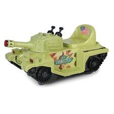 """Li'l Tankster"" 6V Battery Powered Ride On"