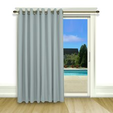 Elegance Insulated Grommet Patio Panel with Wand