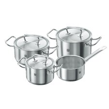 Twin Classic 4-Piece Cookware Set