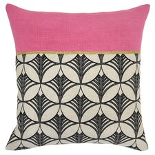 Suki Cotton Throw Pillow