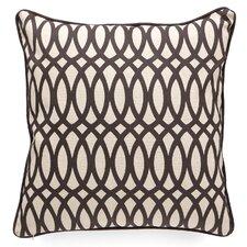 IIIusion Eliipse Print Throw Pillow