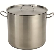 Cook Pro 24-qt. Stock Pot with Lid