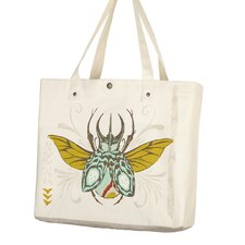 Insect Shopping Tote