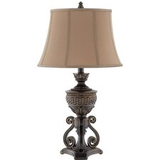 Vanni Table Lamp with Bell Shade