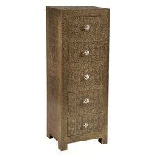 Portico 5 Drawer Chest