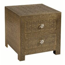 Portico 2 Drawer Chest
