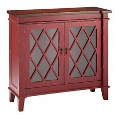 Goshen Cabinet With Glass Doors