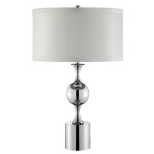 """Winslow 32.75"""" H Table Lamp with Round Shade"""