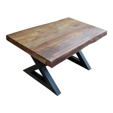 Living On The Edge Small Coffee Table