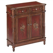 Montgomery Burgundy Accent Chest