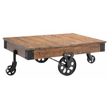 Polar Estate Coffee Cart Table