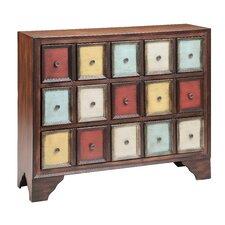 Brody 3 Drawer Cabinet