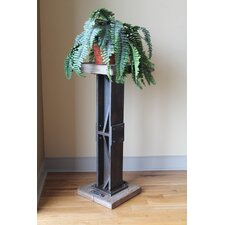 Rustic Forge  Plant Stand