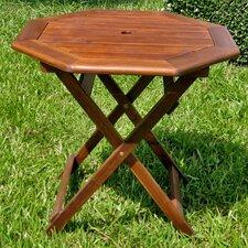 Highland Acacia Folding Patio Table