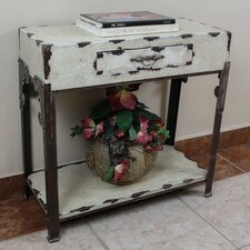 Vintage Antique Console Table
