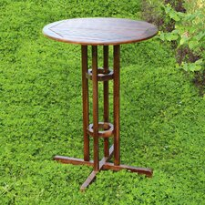 Acacia Palmdale Bar Table