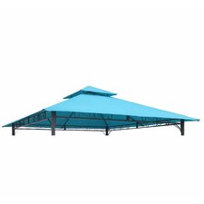 St. Kitts 10 Ft. W x 10 Ft. D Canopy