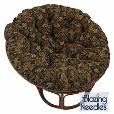 Rattan 42-inch Papasan Chair