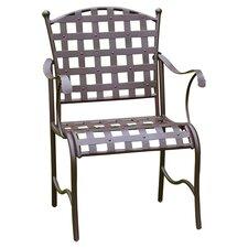Santa Fe Iron Patio Dining Chair (Set of 2)