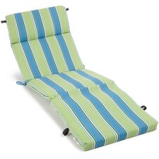 Haliwell Outdoor Chaise Lounge Cushion