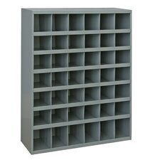 "42"" H x 33.75"" W x 12"" D Opening Parts Bin Cabinet"