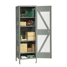 1 Tier 1 Wide Storage Locker