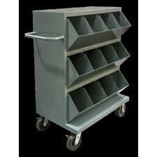 Mobile Storage Utility Cart