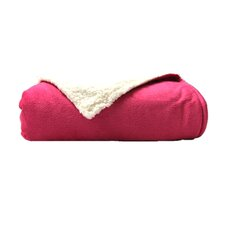Sherpa Decorative Polyester Throw