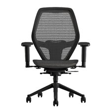 Mesh Net Task Chair with Arms