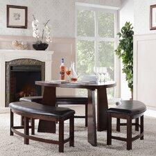 Mikayla 4 Piece Dining Set