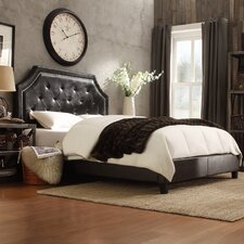 Somerby Panel Bed