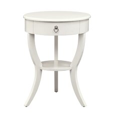 Decatur Round End Table