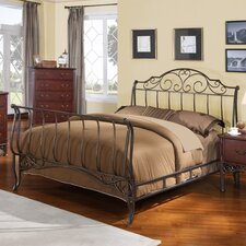 Tristin Sleigh Bed