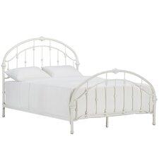 Emmalina Metal Panel Bed