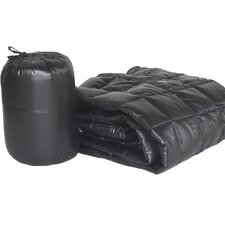 Ultra Light Indoor/Outdoor with Compact Travel Bag Throw