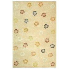 Garland Blush/Beige Floral Area Rug