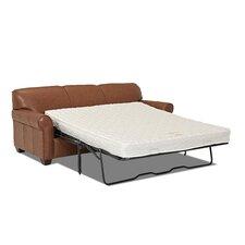Jennifer Leather Sleeper Sofa