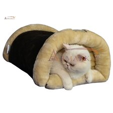 2 in 1 Cat Bed and Mat