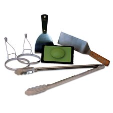 Little Griddle Cooking and Cleaning Kit