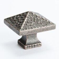 American Craftsman Square Knob