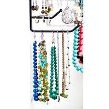 Mini Wall Mounted Jewelry Armoire