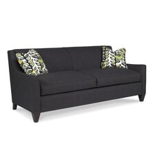Tapered Arm Two Seat Sofa
